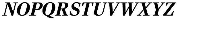 Rocky Black Italic Font UPPERCASE