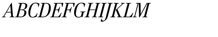 Rocky Light Italic Font UPPERCASE