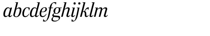 Rocky Light Italic Font LOWERCASE