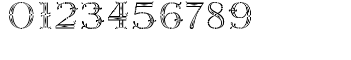 Rococo Titling Regular Font OTHER CHARS