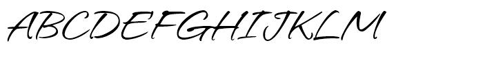 Roelandt BT Regular Font UPPERCASE