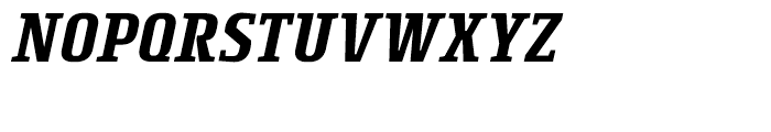 Rogue Serif Medium Italic Font UPPERCASE