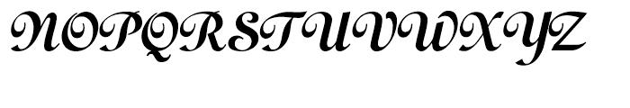 Ronde Pro Regular Font UPPERCASE