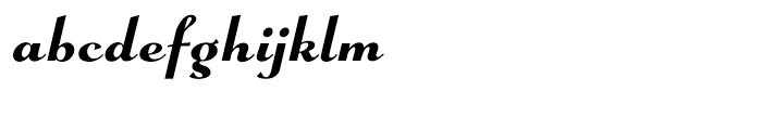 Ronde Pro Regular Font LOWERCASE