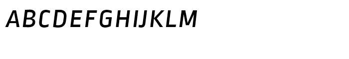 Ropa Sans Pro Italic SC Font LOWERCASE