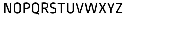 Ropa Sans Pro Regular Font UPPERCASE