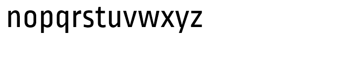 Ropa Sans Pro Regular Font LOWERCASE