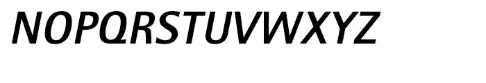 Rotis Sans Hellenic Extra Bold Italic Font UPPERCASE