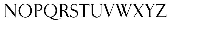Royal Romain Regular Font UPPERCASE