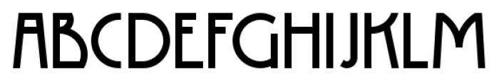 Rotorua Regular Font LOWERCASE