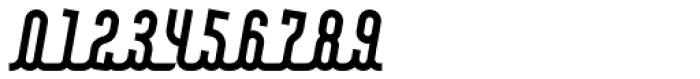 Roadline OT Italic Font OTHER CHARS