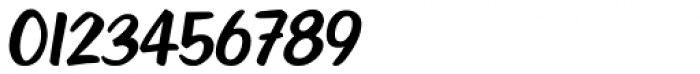 Roadstar Italic Font OTHER CHARS