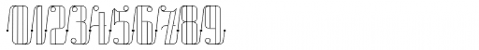 Roadster Script Line Dot Font OTHER CHARS