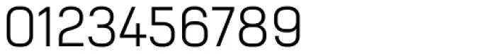 Roag Light Font OTHER CHARS
