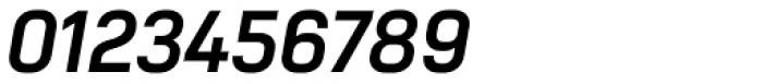 Roag Medium Italic Font OTHER CHARS