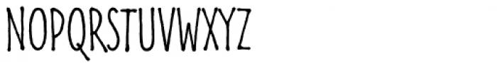 Robard Font UPPERCASE