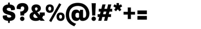 Roble Alt Black Font OTHER CHARS