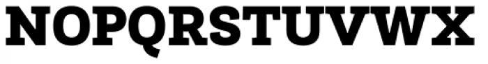 Roble Black Font UPPERCASE