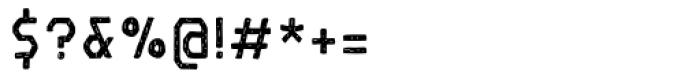 Robolt X Battery Oxide 200 v Font OTHER CHARS