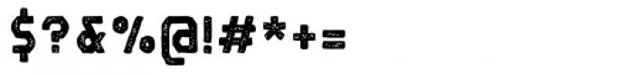 Robolt X Battery Rust 300 v Font OTHER CHARS