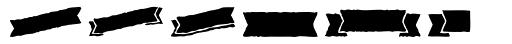 Robolt X Element Font LOWERCASE