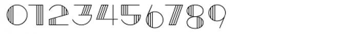 Robolt X Vintage Line Font OTHER CHARS