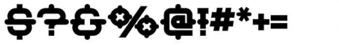 Robot Monster NF Font OTHER CHARS