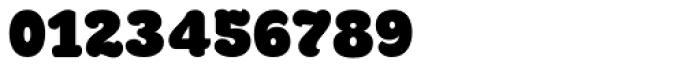 Robu Choco Script Bold Font OTHER CHARS