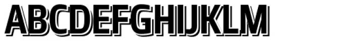 Robusta Echo Font UPPERCASE