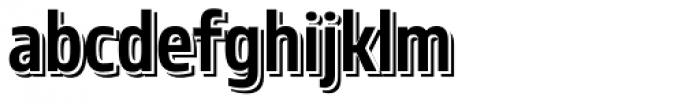 Robusta Echo Font LOWERCASE