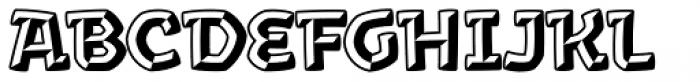 Rocher Jewel Font UPPERCASE