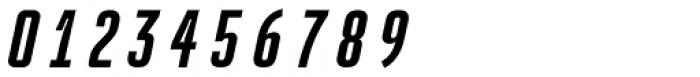 Rocinante Titling Medium Oblique Font OTHER CHARS