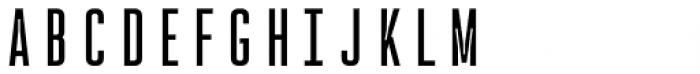 Rocinante Titling Regular Font UPPERCASE