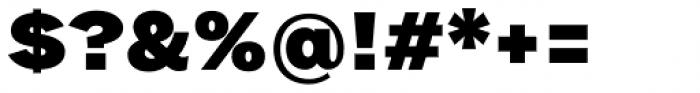 Rock Star Narrow Black Font OTHER CHARS