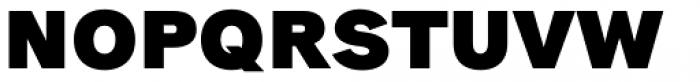 Rock Star Narrow Black Font UPPERCASE