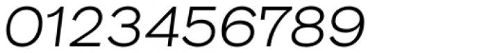 Rock Star Narrow Light Italic Font OTHER CHARS