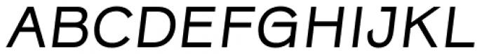 Rock Star Narrow Regular Italic Font UPPERCASE