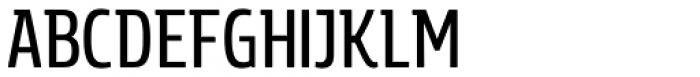 Rockeby Semi Serif Semi Bold Font UPPERCASE