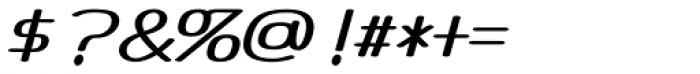 Rocket Script Font OTHER CHARS