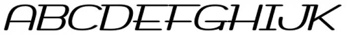 Rocket Script Font UPPERCASE