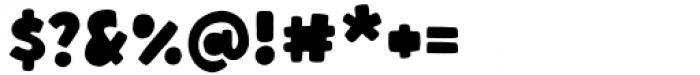 Rockland Regular Font OTHER CHARS