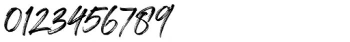 Rockness Regular Font OTHER CHARS