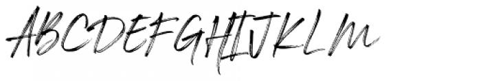 Rockness Regular Font UPPERCASE