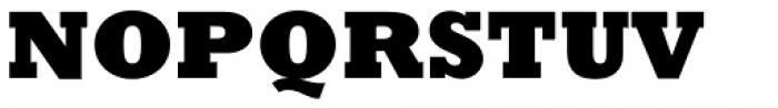 Rockwell Nova Extra Bold Font UPPERCASE