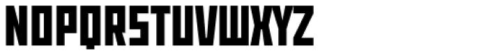 Rodchenko Cond Bold Font UPPERCASE