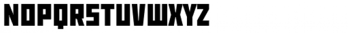 Rodchenko Cond Bold Font LOWERCASE