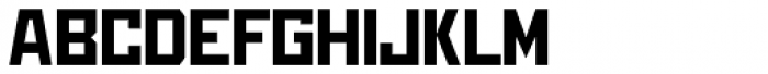 Rodchenko Constructed ML Font UPPERCASE