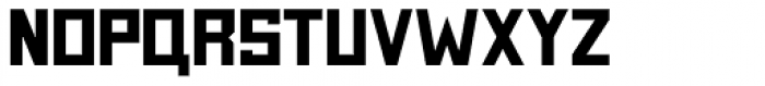 Rodchenko Constructed ML Font LOWERCASE