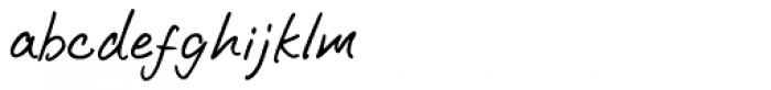Rodeo Girl BV Font LOWERCASE