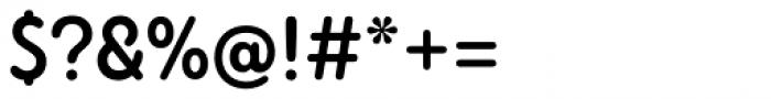 Rodger Regular Font OTHER CHARS